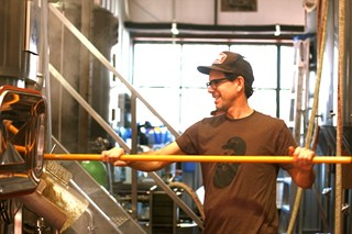 "Doing the do, brewing the brew: ABGB's Brian ""Swifty"" Peters"