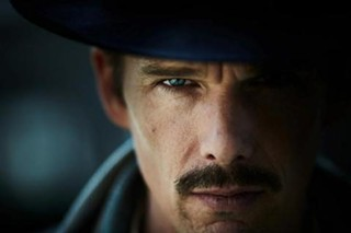 Together again for the first time: Ethan Hawke in Predestination, one of a multitude of time travel films at SXSW 2014