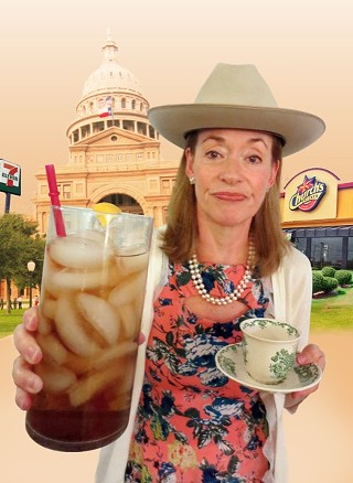 Putting the 'tea' in Texas