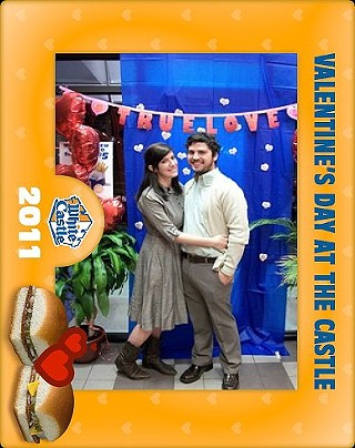 Valentine's Day, 2011, White Castle, Columbia, Missouri