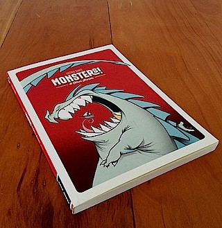 Even If You Think You Wouldn't Like A Comic Book Called 'Monsters!'