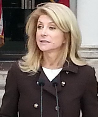 Wendy Davis at ACC-Rio Grande