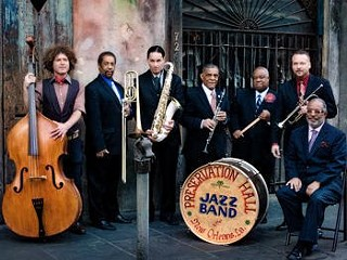 Preservation Hall Jazz Band Now & Forever