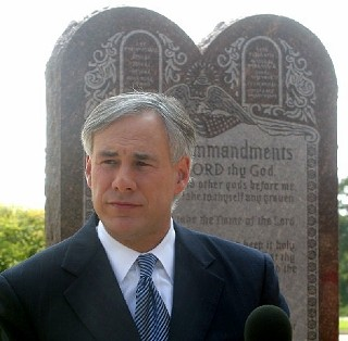Attorney General Greg Abbott, still not clear of the Ted Nugent scandal