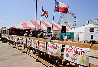 Rodeo Austin BBQ Cook-off
