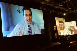 Greenwald on Politics, Privacy, Journalism