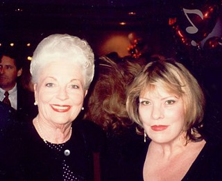 Texas Blondes: Ann Richards  and Moser