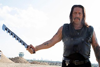 Machete don't sue: Robert Rodriguez distances himself from current lawsuit against Texas film incentives over his film Machete Kills