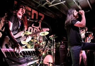 Immortal Guardian at Red 7, 3.22.14