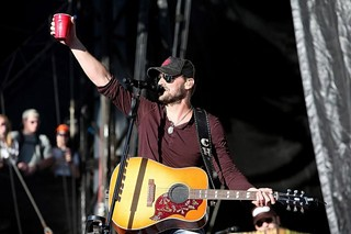 Eric Church at Zilker Park in October for ACL Fest