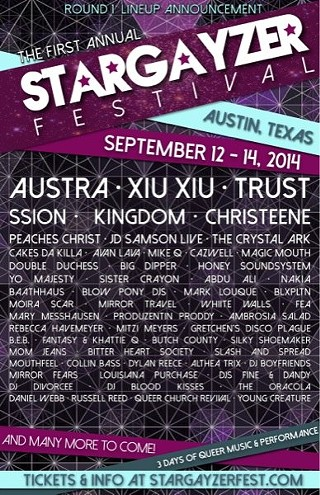 Stargayzer Lineup Released