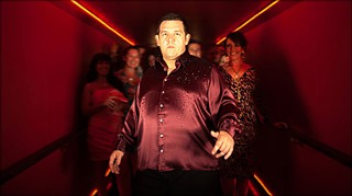 Nick Frost in <i>Cuban Fury</i>