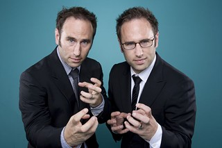 Moontower 2014, Day 4: Sklar Brothers