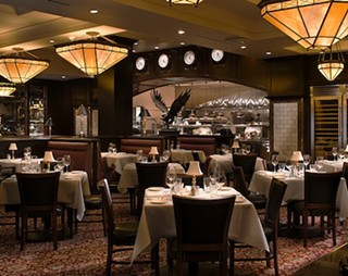 The Capital Grille Steaks Its Claim on Fourth Street