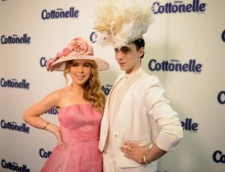 Johnny Weir flaunts it 'cause he's got it.