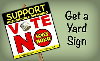 The anti-forces put the kibosh on the Eanes ISD school bond election.