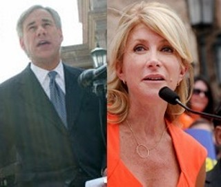 In the governor's race, Attorney General Greg Abbott and Sen. Wendy Davis will meet in debate: But how many times, and where?