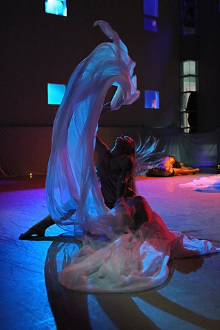 From Chaddick Dance Theater's <i>Interior Landscape of the Emotional Mind</i>