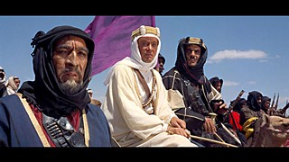 <i>Lawrence &#10;of Arabia</i>