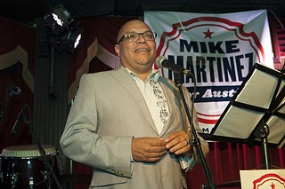 Mike Martinez: 'Leadership of Austin's Tomorrow'