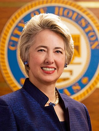 Annise Parker takes no anti-gay guff.