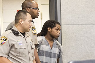 Rashad Owens, accused in the hit-and-run that left four people dead during SXSW, made a brief court appearance Wednesday.