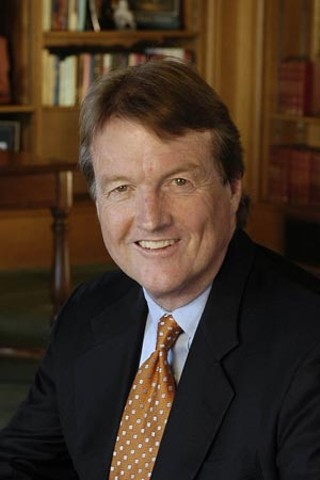 UT President Bill Powers: System Chancellor Cigarroa is going, and wants to drag Powers with him