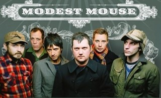 Modest Mouse subs in for Death Cab for Cutie, due back at FFF next year