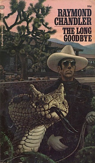 July Is Crime Month: Raymond Chandler's 'The Long Goodbye