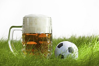 Soccer Watch: Playoffs This Weekend ... With Beer!