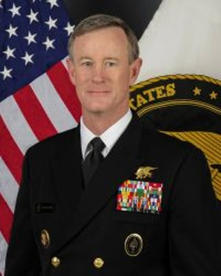 Admiral William McRaven, tapped to become the next UT System Chancellor