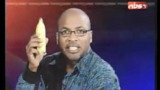 All Ugandans must now stick bananas in uncomfortable places and eat the poo poo. At least that seems to be Martin Ssempa's expert opinion.