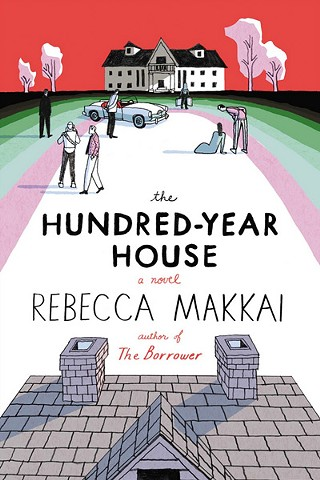 #ACreads: 'The Hundred-Year House'