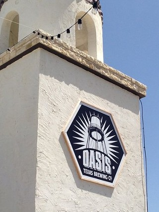 Oasis, Texas Brewing Co.