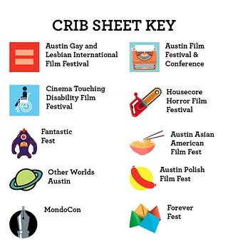 Fall Festival Crib Sheet