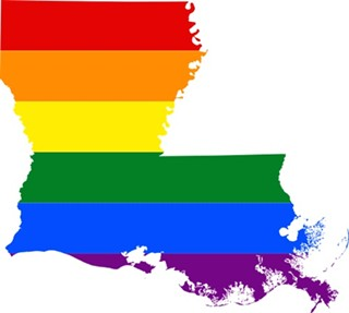 The anti-gay-marriage ruling came right after Southern Decadence. Coincidence?