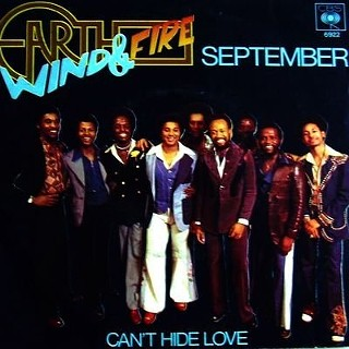 Earth, Wind & Fire Saves September