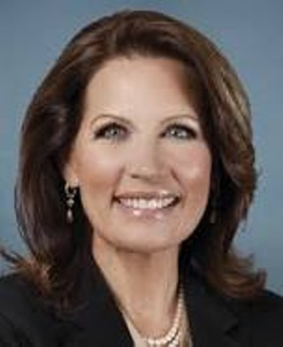 Bachmann thinks you're basic.