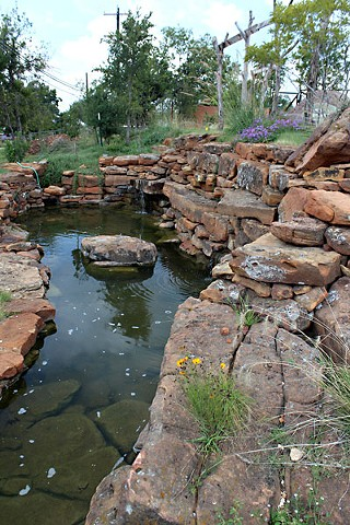 Day Trips: Goldthwaite's Texas Botanical Garden