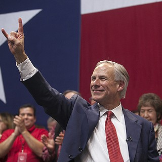 Governor-elect Greg Abbott: The local spearhead for a national attack on public schools.