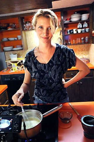Hilah Johnson of Hilah Cooking