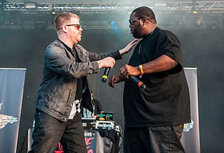 Run the Jewels at Fun Fun Fun Fest 2014
