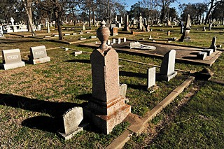 The Five Austin Public Cemeteries
