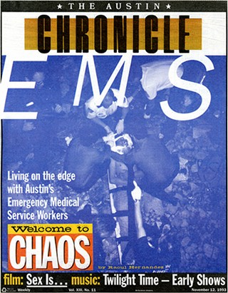From the Archive: Welcome to Chaos