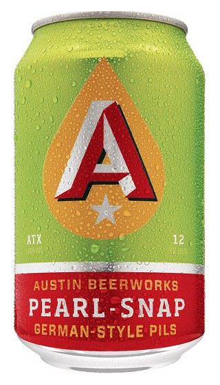 Introducing the New Official Beer of Austin