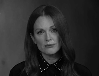 Julianne Moore serving up ally, for sure.