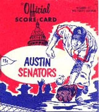 A Short History of Professional Baseball in Austin
