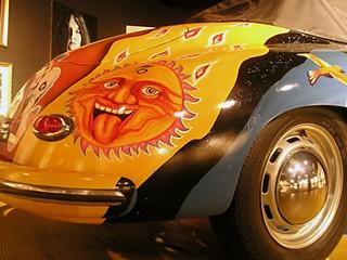 Day Trips: Janis Joplin's Porsche in Port Arthur