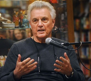 John Irving Opens Up at BookPeople