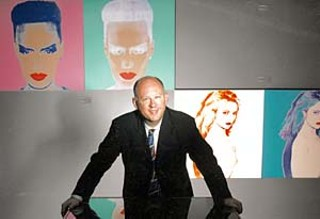 Tom Sokolowski, director, Andy Warhol Museum